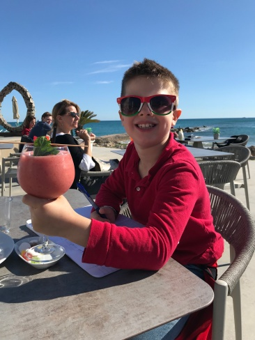 Mallorca Connor Drink