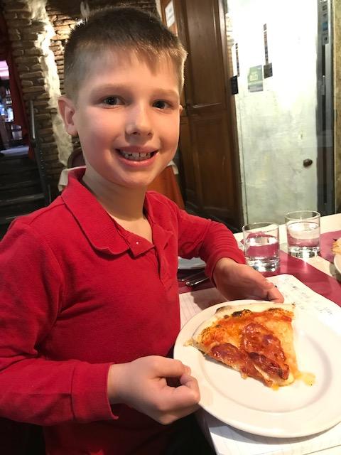 Rome Carlo's Pizza