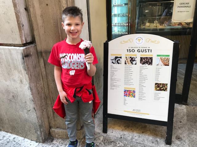 Rome Gelato 1 sign