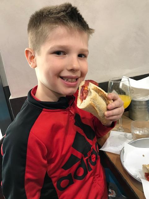 Rome Sandwich