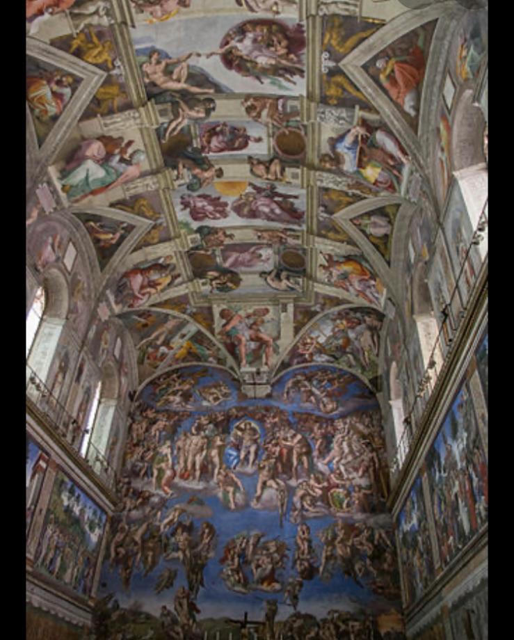 Rome Sistene Chapel