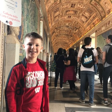 Rome Vatican Hall