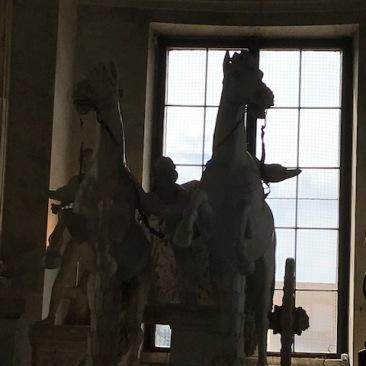 Rome Vatican Statue 2